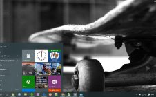 Skateboard win10 theme