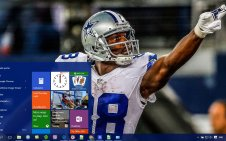 Dez Bryant win10 theme