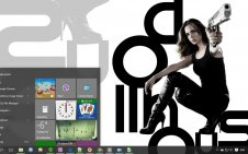 Dollhouse win10 theme