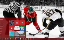 Hockey win10 theme