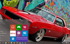 Chevy win10 theme