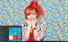 KPop win10 theme