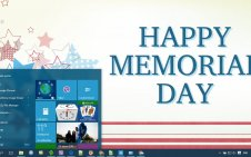 Memorial Day win10 theme
