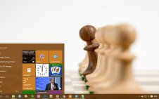 Chess win10 theme