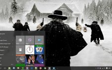 The Hateful Eight win10 theme