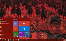 Drifters win10 theme