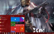 Re:Creators win10 theme