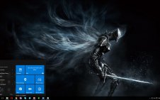 Dark Souls 3 win10 theme
