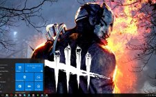Dead by Daylight win10 theme