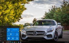 Mercedes-AMG GT win10 theme