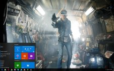 Ready Player One win10 theme