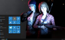 Life Is Strange win10 theme
