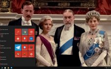 Downton Abbey win10 theme