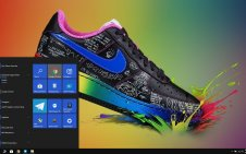 Shoes win10 theme