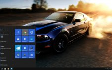 Ford Mustang Classic  win10 theme