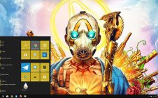 Borderlands 3 win10 theme
