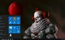 It (Movie) win10 theme