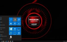 AMD win10 theme