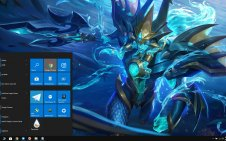 Mobile Legend win10 theme