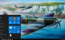 WW2 Aircraft  win10 theme