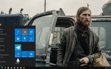 Fear the Walking Dead win10 theme