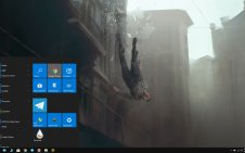 Dishonored 2 win10 theme