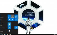Civilization: Beyond Earth win10 theme