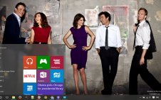 How I Met Your Mother win10 theme