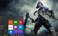 Darksiders 2 win10 theme