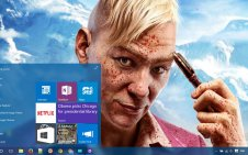Far Cry 4 win10 theme