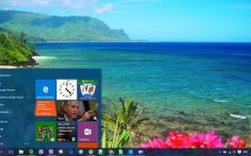 Hawaii win10 theme