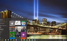 NYC win10 theme