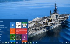 Navy win10 theme