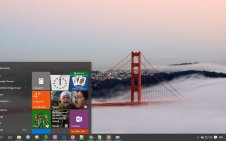 San Francisco win10 theme