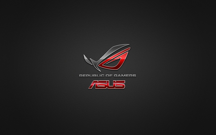 Asus ROG (Republic of Gamers) Windows 10 Theme - themepack me
