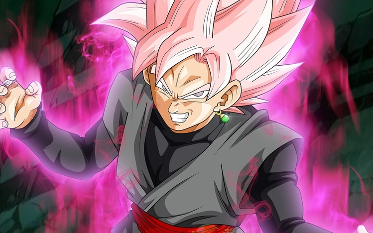 Goku Black Windows 10 Theme Themepack Me