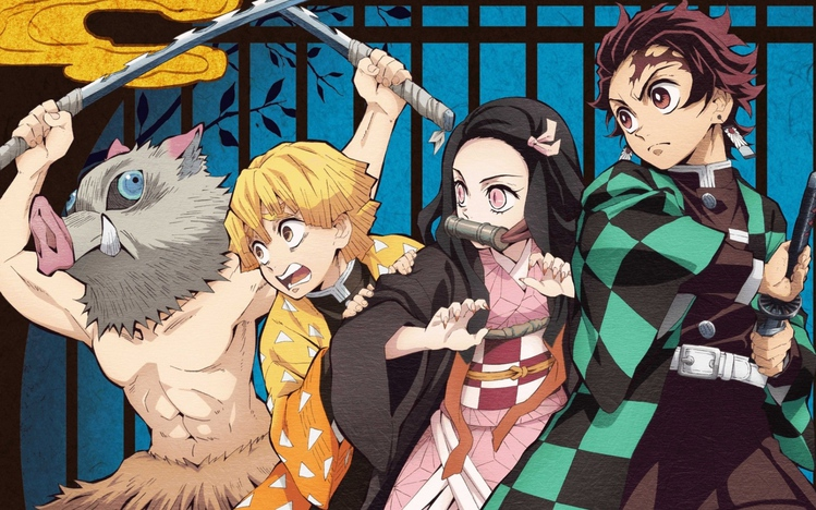 Demon Slayer Kimetsu No Yaiba Windows 10 Theme Themepack Me