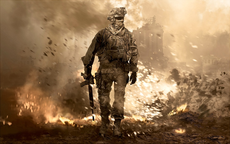 Call Of Duty Modern Warfare Windows 10 Theme Themepack Me