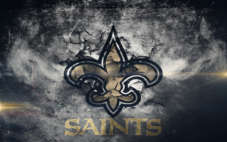 New Orleans Saints Windows 10 Theme Themepack Me