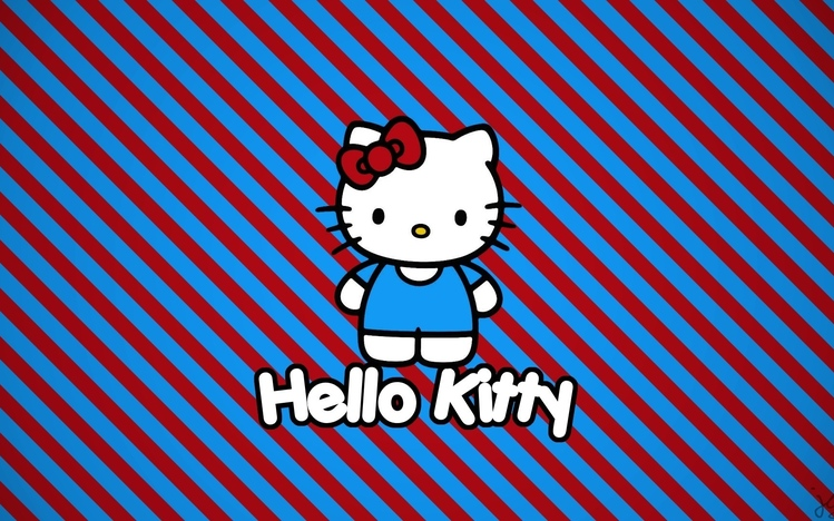 Hello Kitty Windows 10 Theme Themepack Me